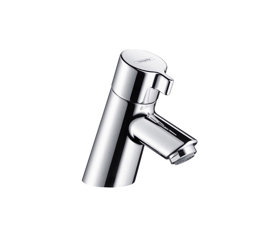hansgrohe Pillar tap 40 without waste set by Hansgrohe | Wash basin taps