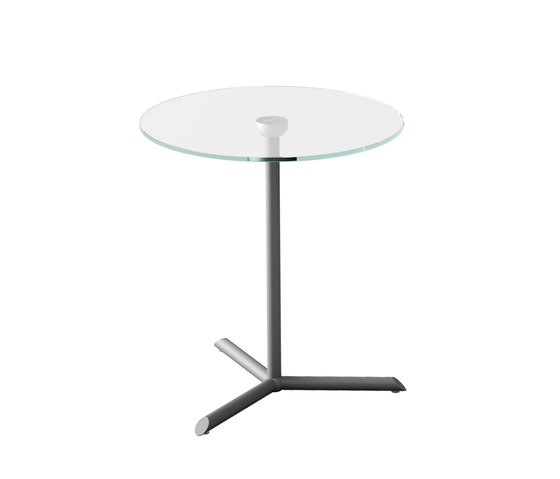 Mill cristal de Systemtronic | Tables d'appoint