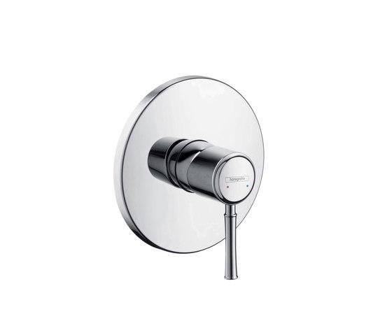 hansgrohe Talis Classic Mezclador monomando de ducha empotrado de Hansgrohe | Grifería para duchas