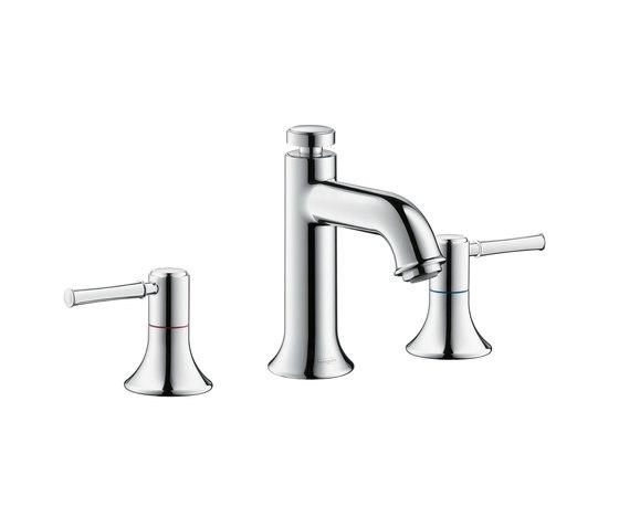 hansgrohe talis classic m langeur de lavabo 3 trous talis classic robinetterie pour lavabo de. Black Bedroom Furniture Sets. Home Design Ideas