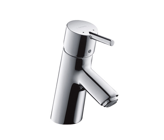 Hansgrohe Talis S Single Lever Basin Mixer DN15 without waste set by Hansgrohe | Wash-basin taps