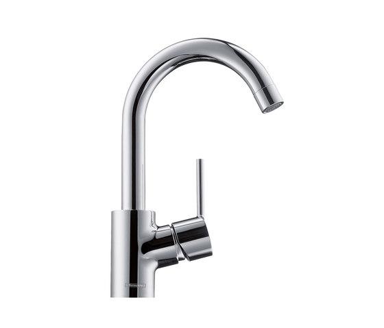 Hansgrohe Talis S Single Lever Basin Mixer DN15 by Hansgrohe | Wash-basin taps