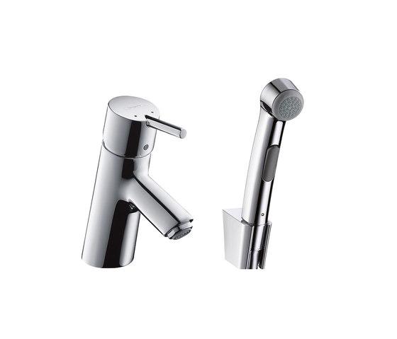 Hansgrohe Talis S Bidette Set DN15 by Hansgrohe | Wash-basin taps