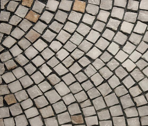 Quirrenbach Grauwacke Pflaster, gespalten by Metten   Natural stone flooring
