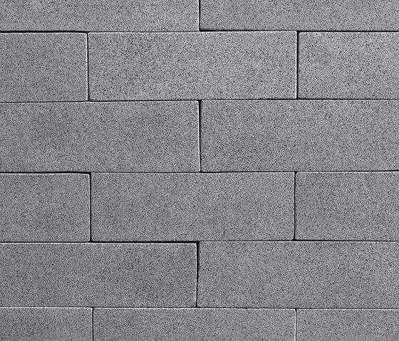 Keltic Granit Mauersteine, samtiert® by Metten | Garden edging