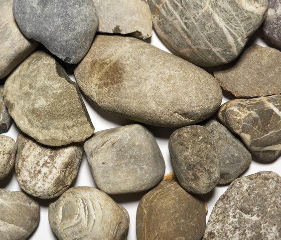 Zierkies   Splitte, Alpine Moräne by Metten   Pebble stones