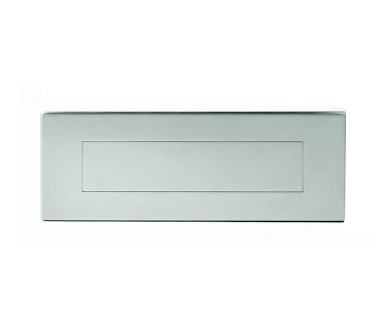 Letter plate EBK1 (71) by Karcher Design | Mailboxes