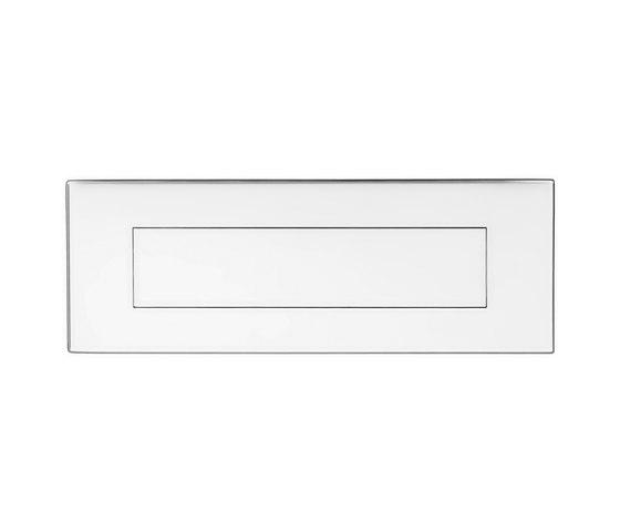 Letter plate EBK 1 by Karcher Design | Mailboxes