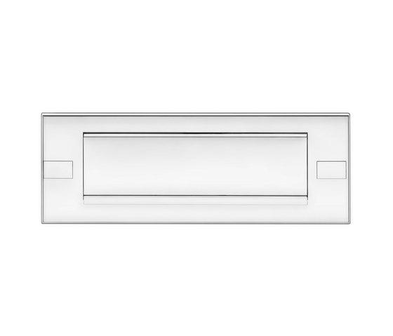 Letter plate EBZK 1 by Karcher Design | Mailboxes