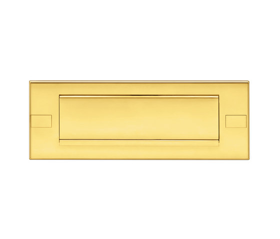 Letter plate EBZK1 (78) by Karcher Design | Mailboxes