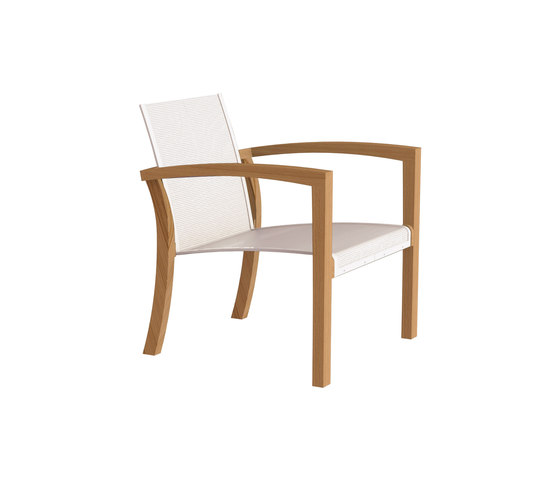 XQI Chair by Royal Botania | Garden armchairs