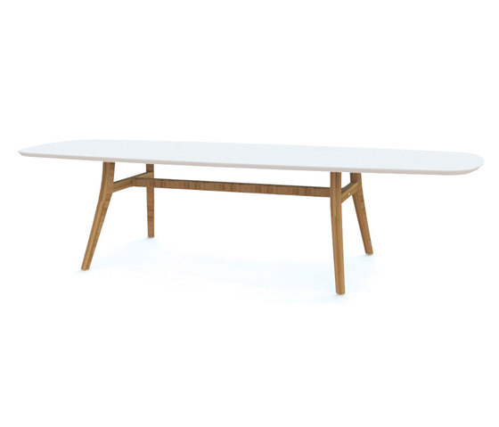 Zidiz ZDZ 300 by Royal Botania | Dining tables