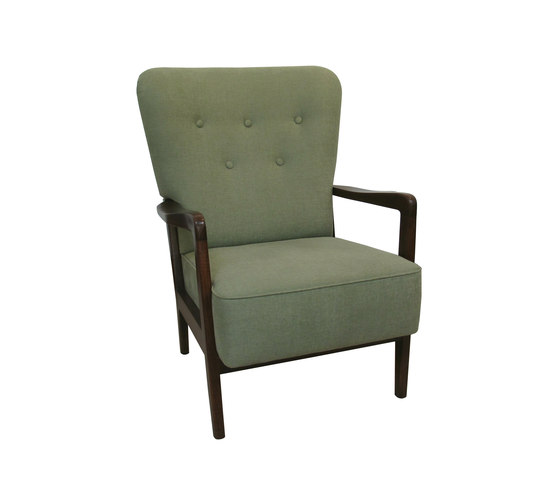 Finnegan Chair di Eleanor Home | Poltrone lounge