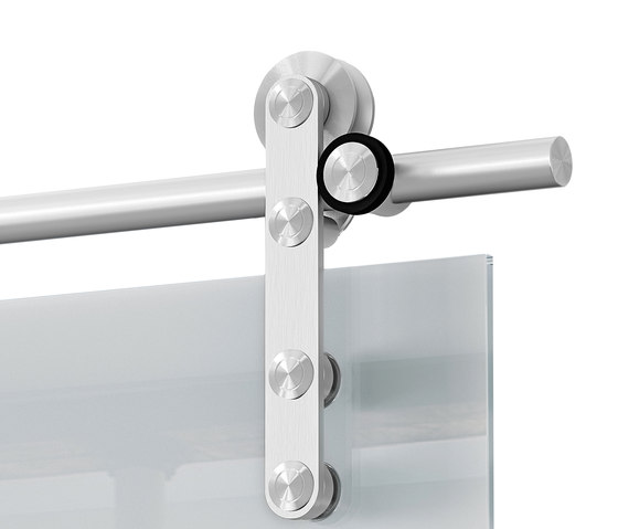 Moonlight ESB FG by Karcher Design | Sliding door fittings