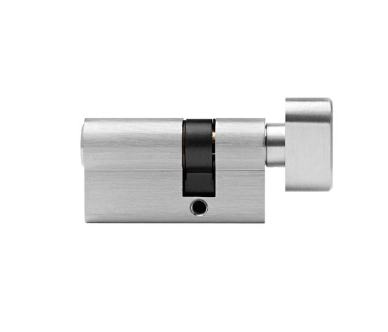 Rest room bolt ZEGS by Karcher Design | Knob handles for glass doors