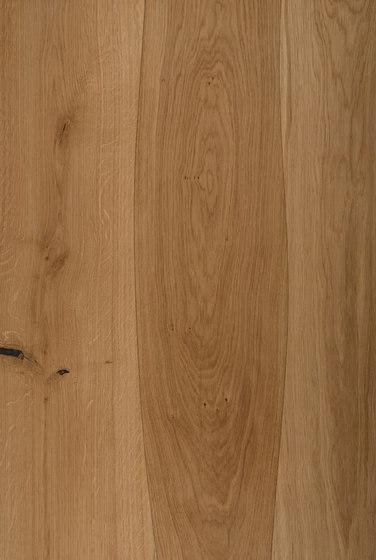 Pannelli impiallacciati non bisellati Rovere per fabbricazione mobili di Boleform | Piallacci
