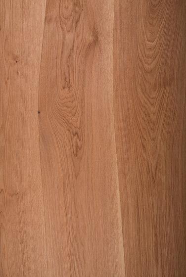 Encimera de Roble sin biselar de Boleform | Planchas de madera