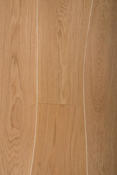 Walling Oak with maple inlay by Boleform | Wall panels