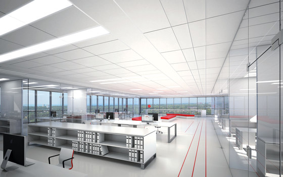 Flexo by OWA | Ceiling systems