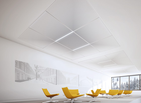 Pix by OWA | Ceiling systems