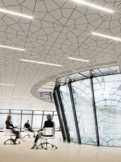 Oriental by OWA | Ceiling systems