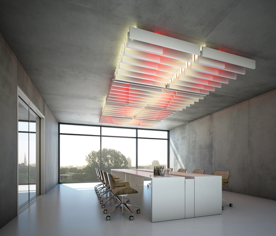 Square by OWA | Ceiling systems
