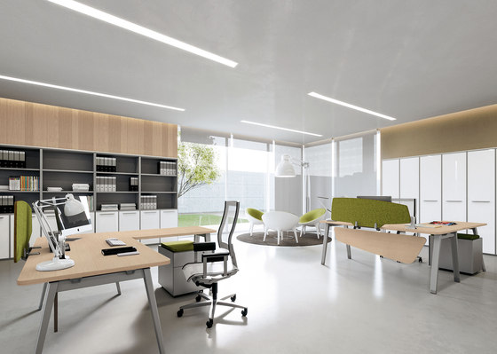 DV804-E-Place 05 by DVO | Individual desks