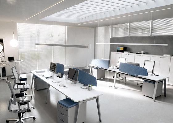DV804-E-Place 03 by DVO | Individual desks