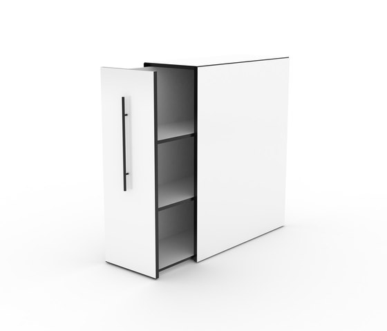 BLACKBOX tower by JENSENplus | Cabinets