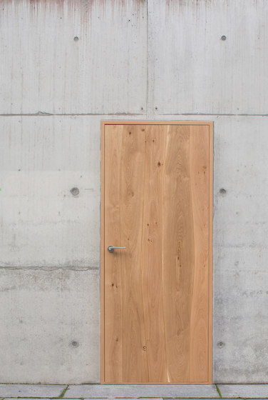Door veneer Oak beveled by Boleform | Wood veneers