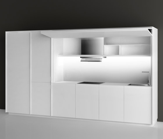 on/off ST by Boffi | Fitted kitchens