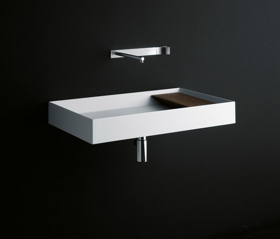 A 45 by Boffi | Wash basins