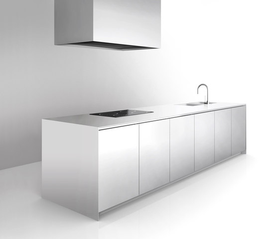 New Materials by Boffi | Fitted kitchens