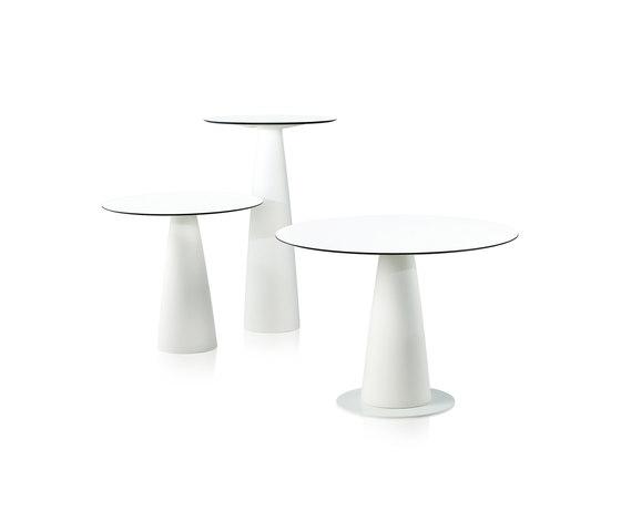 Hoplà de Slide | Tables mange-debout