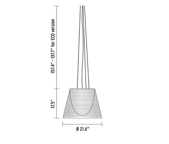 KTribe S3 von Flos | Allgemeinbeleuchtung