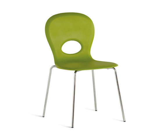 Mou by Slide | Canteen chairs
