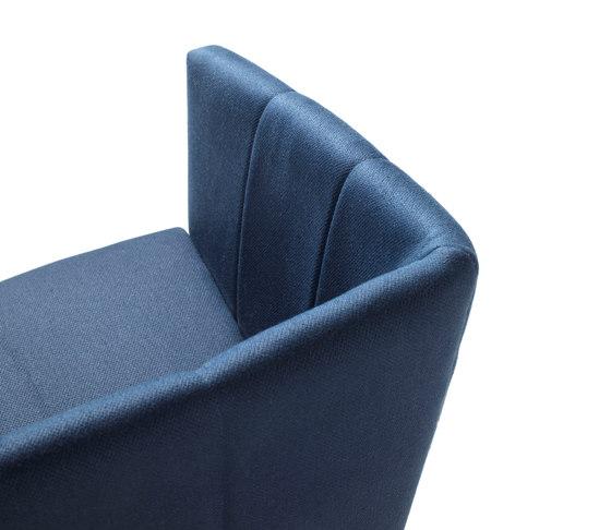 Fold di Living Divani | Poltrone lounge