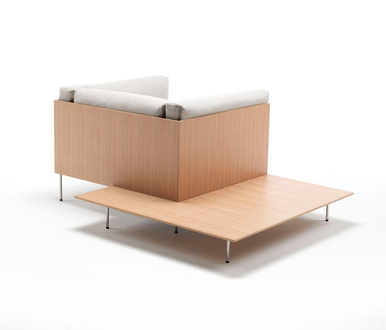 Rodwood de Living Divani | Sillones lounge