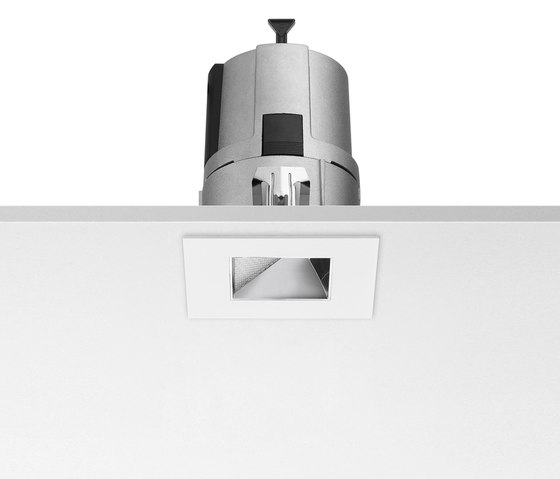 Light Sniper Wall-Washer Square QR-CBC 51 by Flos | General lighting