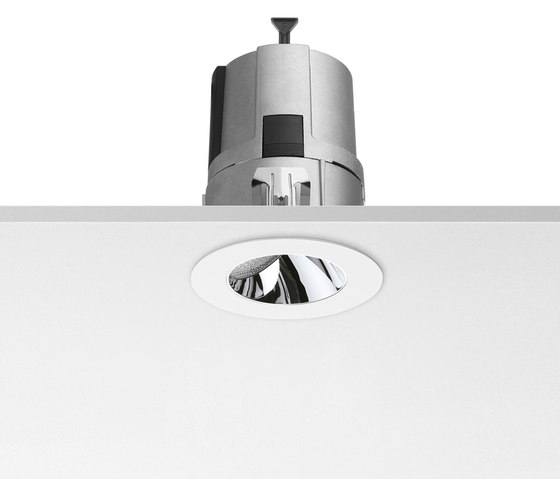 Light Sniper Wall-Washer Round QR-CBC 51 by Flos | General lighting