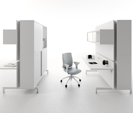 28 System by Fantoni | Office systems