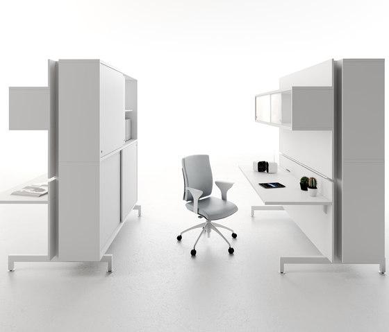 28 System von Fantoni | Bürosysteme