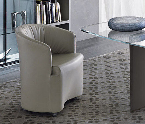Opera Dinner Chair de Misura Emme | Sillones lounge