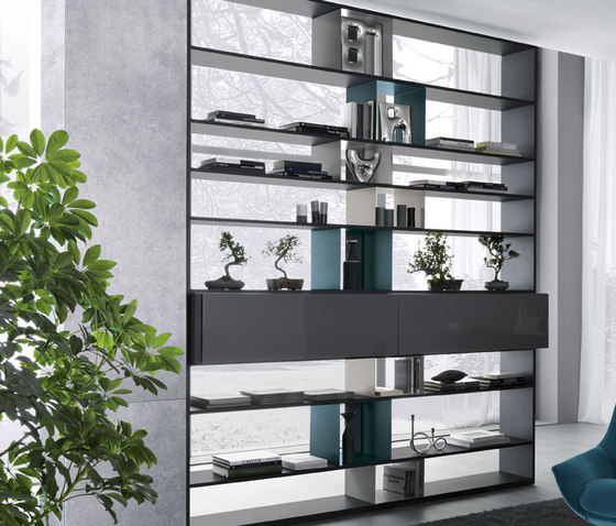 Urban by Misura Emme | Shelving