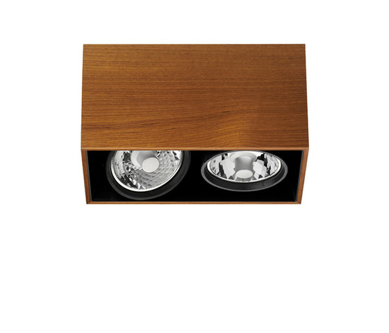 Compass Box Large 2L H160 QR-111 by Flos | General lighting
