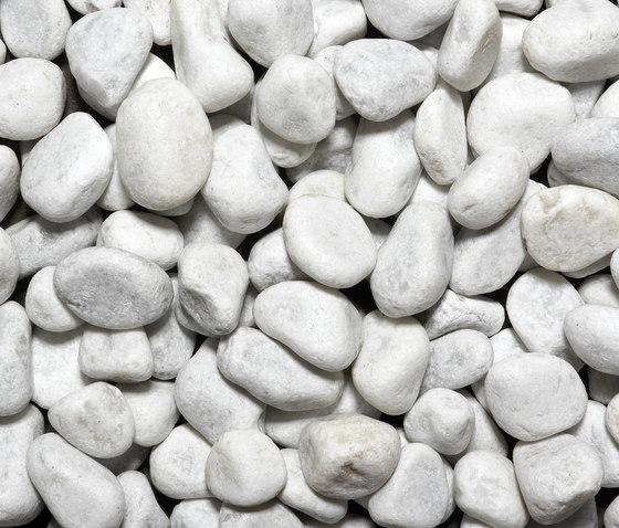 Zierkies | Splitte, Carrara by Metten | Pebble stones