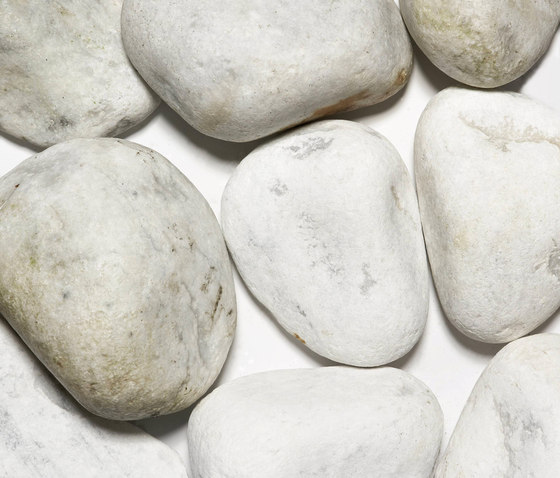 Zierkies | Splitte, Carrara by Metten | Pebble stones