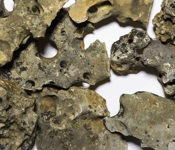 Zierkies | Splitte, Kalklochgestein de Metten | Pebble stones
