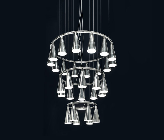 BAT by Bisazza | Lighting objects