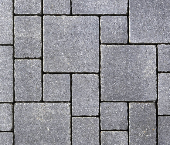 Spring Antinea anthrazit by Metten | Paving stones